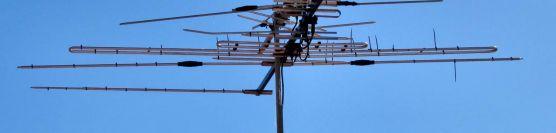 Centrale antenne inrichtingen